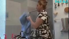 Mom teaches son in the bathroom - FREE Full Family Sex Videos at FiLF.BiZ -