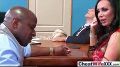 Sex Tape With Sluty Cheating Horny Wife (alex nikki) video-04