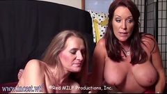 son fucks mom after caught spying rachel steele