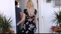 MILF Stepmom Seduces Son -WATCH FULL video at-  FilthyGeek.com