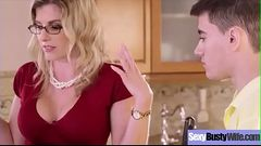 (Cory Chase) Hot Big Round Boobs Wife Love Intercorse clip-09