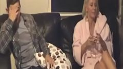 REAL mother caught seducing her son by dads nanny cam