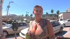 MILF with some HUGE jugs 1 001