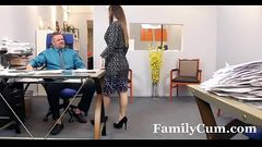 Part Time Step Daughter Becomes Full-Time Slut - FamilyCum.com