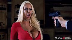 Jasmine Jae, Nicolette Shea In Fly Girls Final Payload Scene 5
