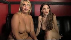 Fucking Mom &amp_ Sister in Swing Club - Molly Jane &amp_ Carrie Riley - Full Version