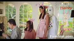 Hot Teen Fucked By Easter Bunny Uncle - Famlust.com