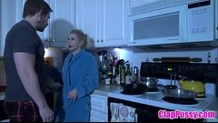Stepmom &amp_ Stepson Affair 84 (In The Dark With Mommy)