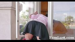 Stuck Mom Fucked By Both Step-Sons - FamLust