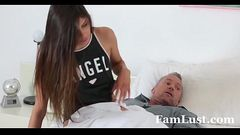 Sucking Cock to Skip School - FamLust.com