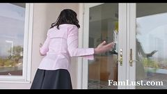 Hot Mom Fucked by Both Step-sons - FamLust.com