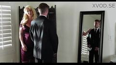 Sexy milf Alura Jenson fucks sons friend